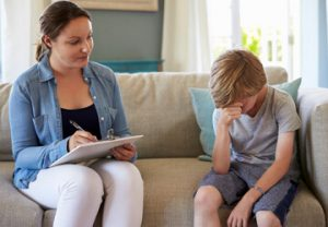 Child & Adolescent Counselling and Family Therapy